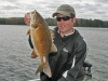 Andrew Ragas Spring Smallmouth Bass