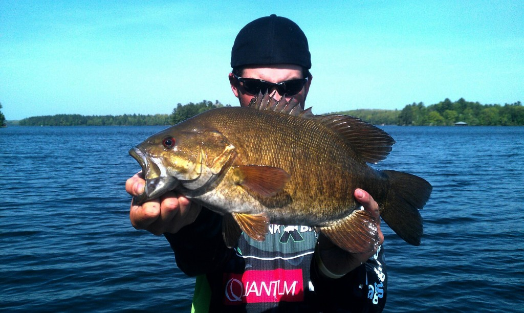 My top ten smallmouth bass fisheries part 1 andrew for Wisconsin out of state fishing license