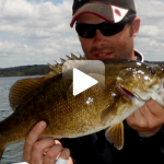 Smallmouth Bass with the Rapala X-Rap