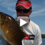 Power Cranking Smallmouth Bass