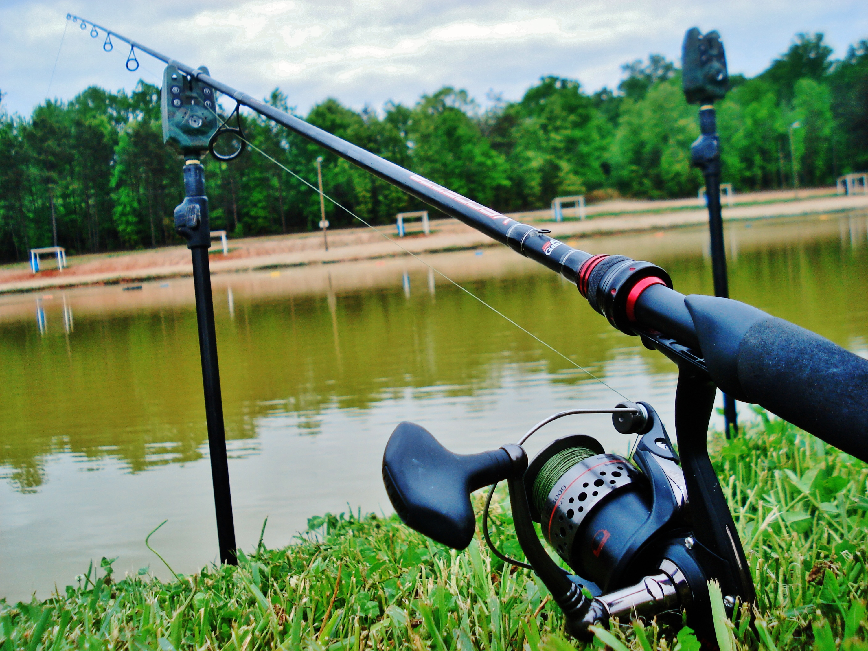 fishing-headquarters :: pay lake carp fishing, Reel Combo