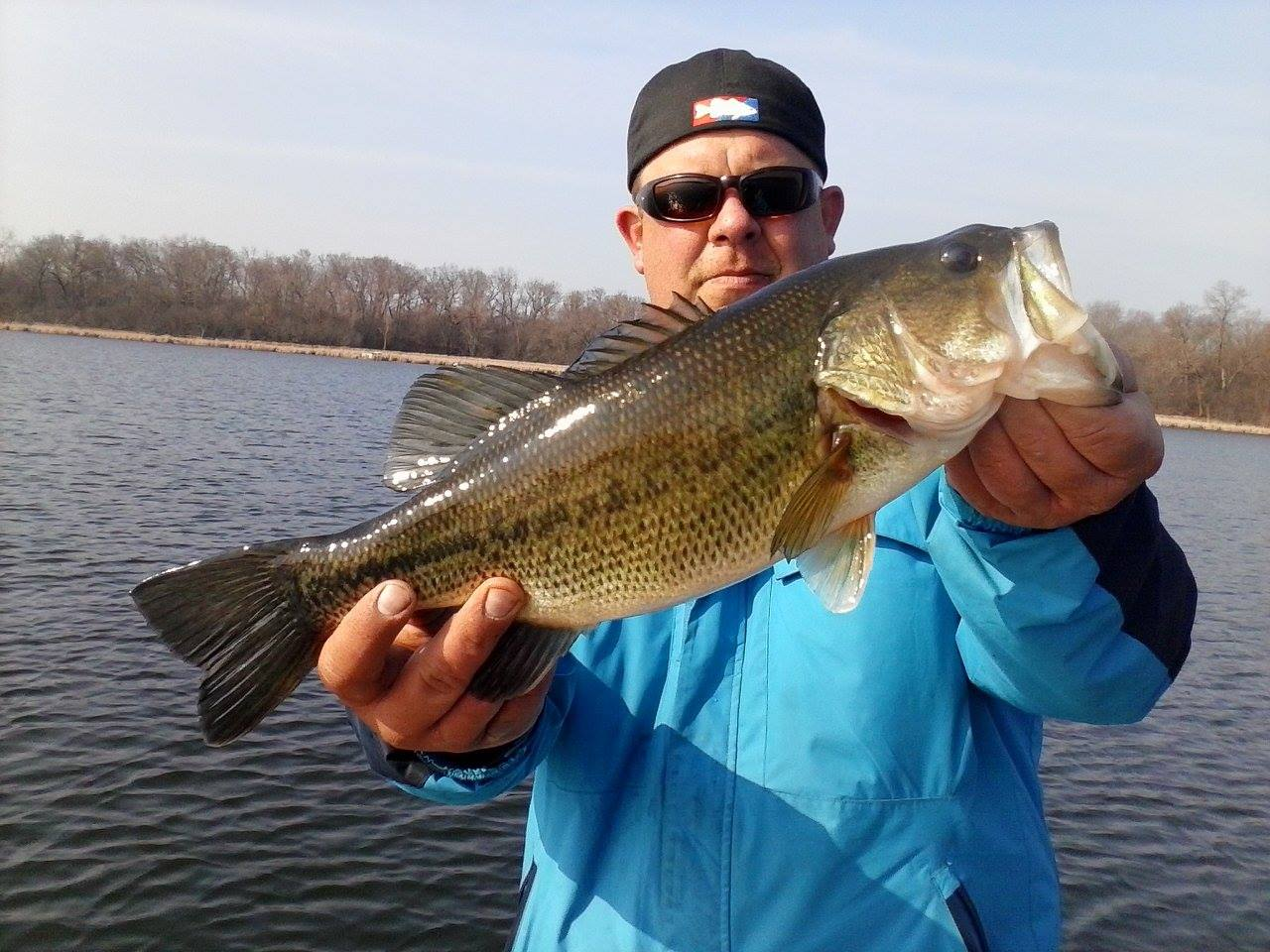 Fishing spring has sprung for trophy bass for Spring bass fishing