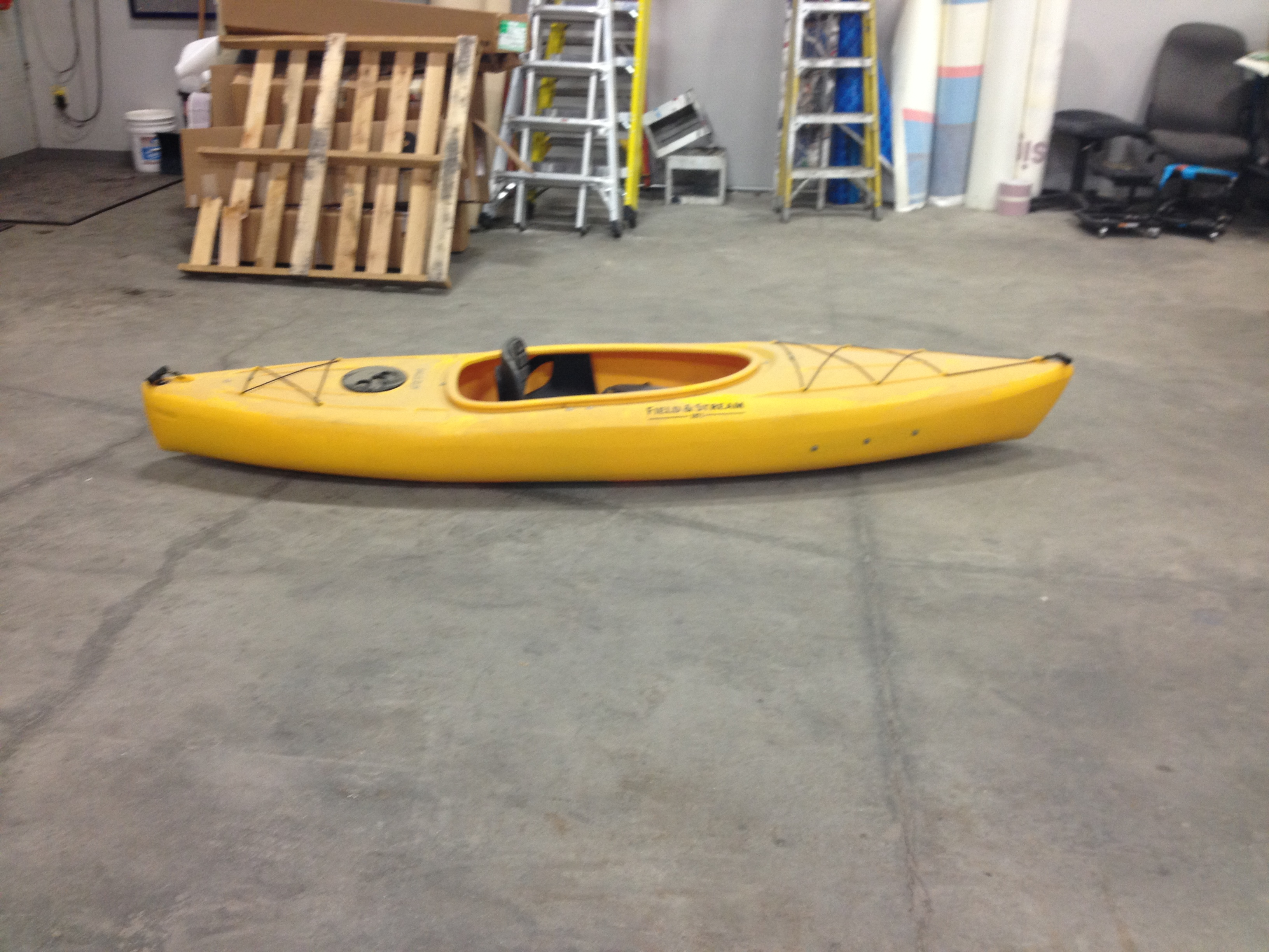 Fh decals introduces kayak wraps to the masses