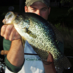 Spring Warming Water Trends and Fishing Success